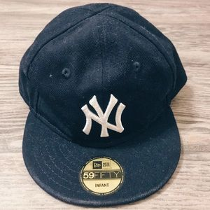 Yankees Hat for Infant in Blue